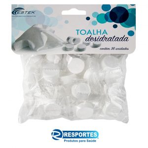 Toalha Desidratada MultiUso (Pct c/36) ESTEK