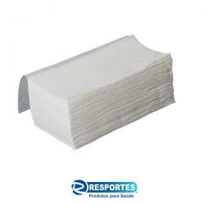 Papel Toalha Branco COMUM – Pct c/ 1000 folhas