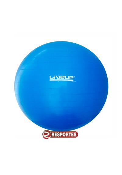 Bola Pilates 65 cm - Azul