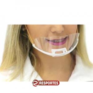 Máscara Acrílica Protetora – ClearMask