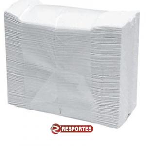 Papel Toalha Branco Luxo – Pct c/ 1000 folhas
