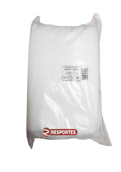 Lençol Descartável TNT 2,00m x 90cm - C/ 10 Unid com Elástico