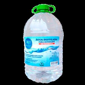 Água destilada 5 LITROS – CPOH