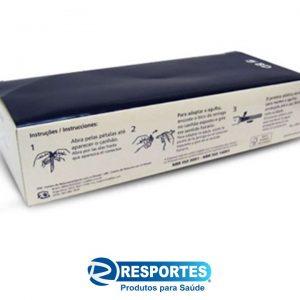 Agulha Hipodermica 40×16 BD 16G (Cx c/100)
