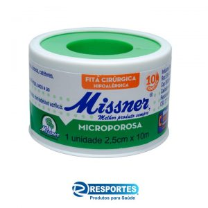 Micropore Missner 2,5cmx10mt