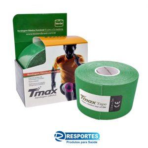 Bandagem Elástica Tmax Verde