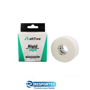 Bandagem Rígida – AktiveTape Rigid – Tape 4 cm Branca