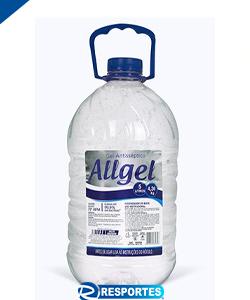 Gel Antisséptico para as Mãos 70° 5 litros