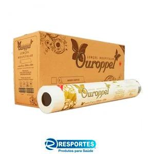 Lençol Hosp. Ouroppel Premium 100% celulose  70×50